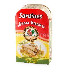 อะยัม ปลาซาร์ดีนในน้ำมันมะกอก
