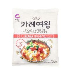 Daesang Sour Curry Of Tomato & Yogurt