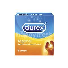Durex  Together (3 Pieces)