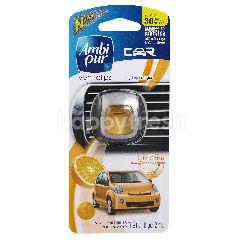 Ambi Pur Car Mini Clip Light Citrus