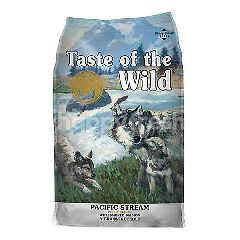 Taste of The Wild เทส ออฟ เดอะ ไวลด์ อาหารเม็ดสำหรับลูกสุนัข สูตรปลาแซลมอนรมควัน (แพ็คคู่)