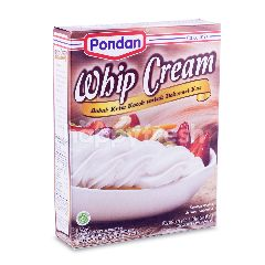 Pondan Whip Cream