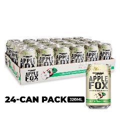 Apple Fox Cider Cans (24x320ML)