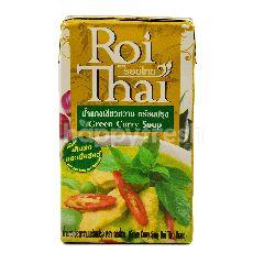 Roi Thai Green Curry Soup