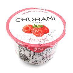 Chobani Greek Yogurt Raspberry Flavour