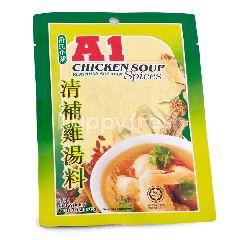 A1 Rempahan Sup Ayam
