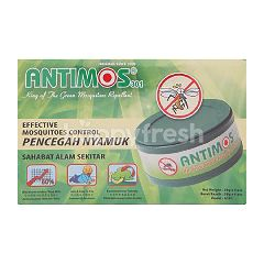 ANTIMOS Effective Mosquitoes Control