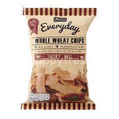 Sweet & Green Whole Wheat Chips Smoky BBQ Flavour