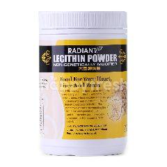 Radiant Whole Food Radiant Lecithin Powder Non-Genetically Modified