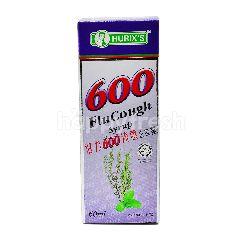 Hurix's 600 FluCough Syrup