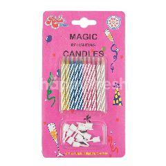 Roda Magic Relighting Candles