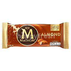 วอลล์  แม็กนั่ม ไอศกรีมดัดแปลงกลิ่นวานิลลาเคลือบช็อกโกแลตและอัลมอนต์