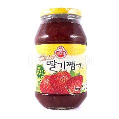 Ottogi Fruitsvalley Strawberry Jam