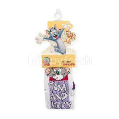 Warner Bros Kaos Kaki Tom & Jerry TJ6W001