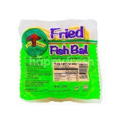 Mushroom Big Fried Fish Ball