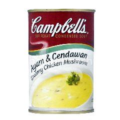 Campbell's Creamy Chicken Mushroom Condensed Soup