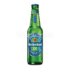 Heineken 0.0 Alcoholic Malt Bottle