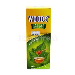 Wood's Ivy Leaf Herbal Cough Syrup