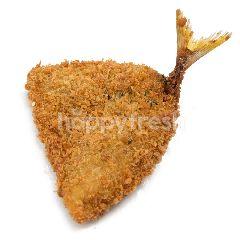Aji Fry Ikan Makarel Goreng