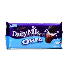 Cadbury Dairy Milk Oreo Chocolate Bar