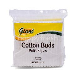 Giant Cotton Buds (160 Pieces)