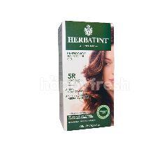 Herbatint 5R Light Copper Chestnut Permanent Hair Colour Gel