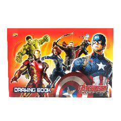 Kiky Buku Gambar 20x30 Avengers