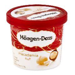 Häagen-Dazs Haagen-Dazs Haagen-Dazs Es Krim Kacang Macadamia