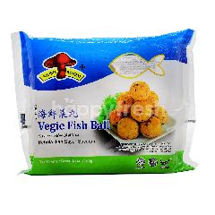 Mushroom Veggie Fish Ball