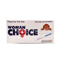 Woman Choice Tes Kehamilan Strip