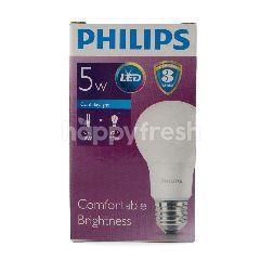 Philips Lampu Bohlam LED Cahaya Putih 10.5W