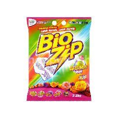 Bio Zip Anti Bacteria Colour Rose