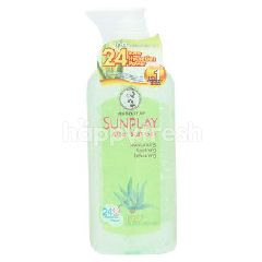 Mentholatum Sunplay After Sun Gel Natural Aloe Vera