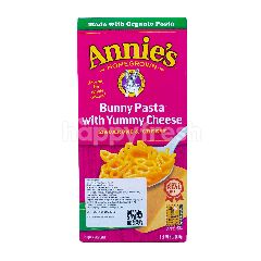 Annie's Bunny Pasta With Yummy Cheese