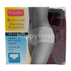 GT Ladies GTLS-04 Pakaian dalam Ukuran M