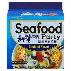 Samyang Seafood Party Noodles