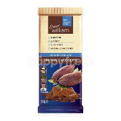 สวีทวิลเลียม สวีท วิลเลี่ยม ช็อกโกแลตแท่ง รสออริจินัล สูตรไม่มีน้ำตาล 100 กรัม