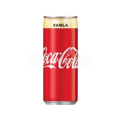 Coca-Cola Vanilla Carbonated Soft Drink 320ML
