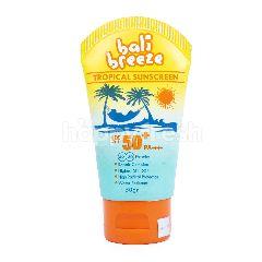 Bali Breeze Tropical Sunscreen