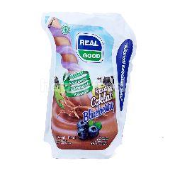 Real Good Susu Rasa Cokelat Blueberry