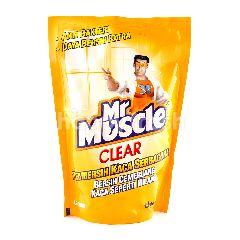 Mr. Muscle Clear Pembersih Kaca Serbaguna