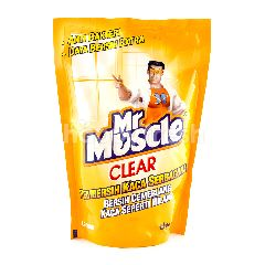 Mr. Muscle Clear Liquid Lemon Refil