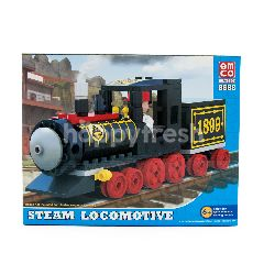 Emco Brix Locomotive Uap