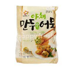 Our Home Keik Ikan Sayur