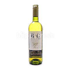 B&G Sauvignon Blanc Reserve 2011