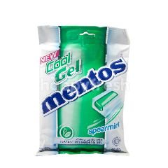 MENTOS Cool Gel Permen Lunak Spearmint