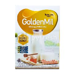 Tropicana Slim GoldenMil Susu dengan Manuka Honey