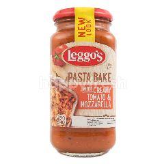 Leggo's Pasta Panggang dengan Tomat Creamy & Mozzarella