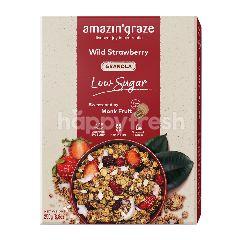 Amazin'graze Wild Strawberry, Granola