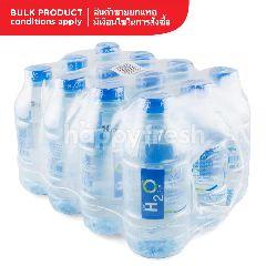 บิ๊กซี น้ำดื่ม H2O 350 มล. (แพ็ค 12)